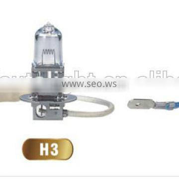 H3 12V 100W Xenon Lamp White