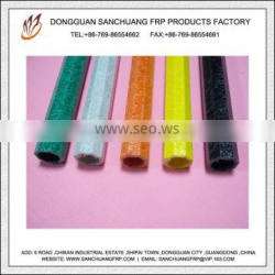 Pultruded Fiberglass Octagon Tubes