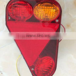 truck or trailer rear lamps with rear/stop/turn/back-up,reflector function(RK11042)