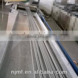 colorful FRP insulation rods 7mm gray rods