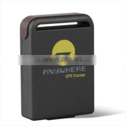 World Smallest Tracker Chip View Google Map on PC and Mobile Tracker with Long Battery Life and Shake Sensor