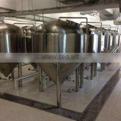 cost effective beer brewery equipment, 1000l beer making machine