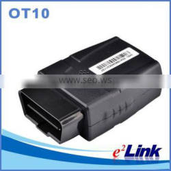 Plug and Play OBD ii GPS GPRS GSM Car Tracker