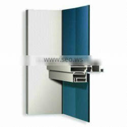 Aluminum profiles used for curtain wall
