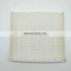 Keep high fuel economy auto air filter oem 87139-07010 for car
