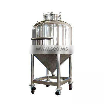 SS304/316 factory direct price sanitary stainless steel beer brewing equipment micro brewery