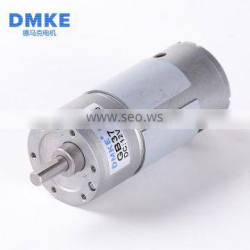 GB37-555 custom 12v 120 rpm 5.7w strong micro dc electric gear reducer motor for toys