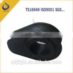 high quality iron casting parts pulley customized
