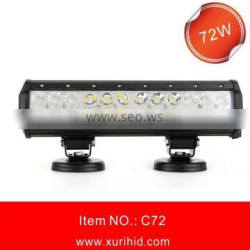 New product! 72w led light bar for 04 chevy silverado