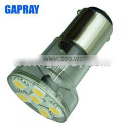 long neck 1W SMD 5050 led bayonet LED auto bulb
