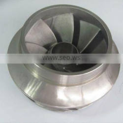 316 stainless steel impeller