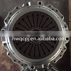 cemented cast iron clutch pressure plate size 430mm for heavy duty truck