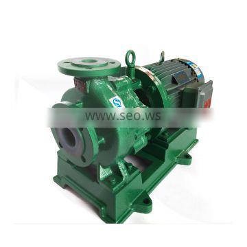 ISO14001 single-stage pump effluent pump industrial alkaline water machine