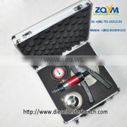 CRI valve assembly leakage test tool injector leaking test tool diesel CR tool Tightness Tester