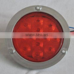 led decoration light for truck with chrome side