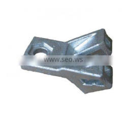 Custom precision cast iron scaffolding part with painting made in China Quality Choice