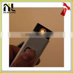 High Quality Electronic Rechargeabe Plastic cigarette lighter usb flash drive