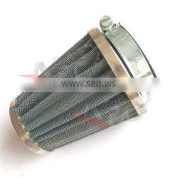 High Quality 40mm 41mm 42mm 43mm air filter Dirt bike Pit bike ATV quad