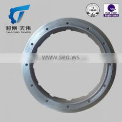 Best quality steel casting machining