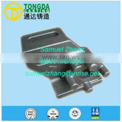 TS169494 machinery parts OEM cast steel casting