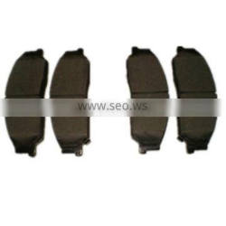 Semi-metal 04465-06040 Auto Brake Pads GDB7654