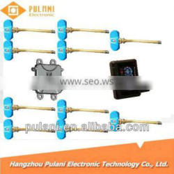 Visual and audible warning ,Reduce fuel consumption ,wireless Tire Pressure Monitoring System of 10 Sensor