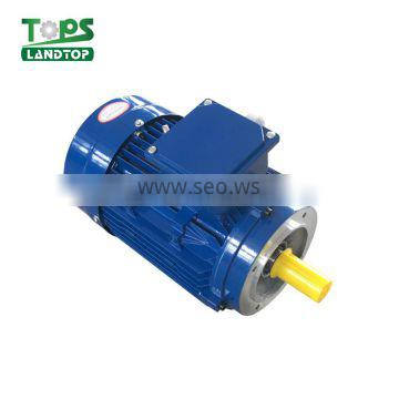 TOPS MS series aluminium housing three phase electric motor from 0.5hp to 25hp
