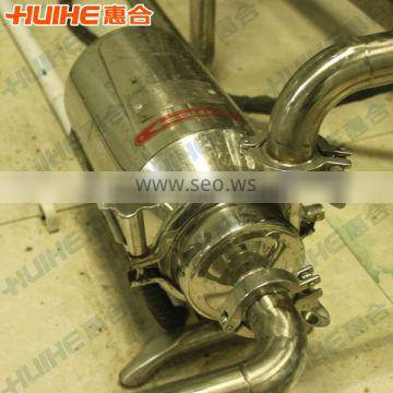 Stainless Steel Pumps with Different Capacities