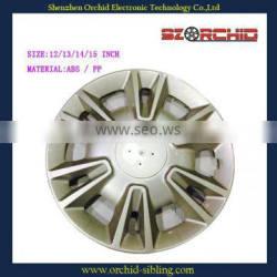 15 pp hubcap replicas for vw use