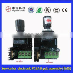 Electronic components sourcing & pcb assembly service manufacturer