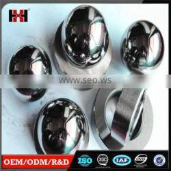 OEM 100% virgin material guranteed for tungsten carbide valve ball and valve seat