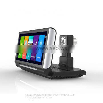 7 inch Android 4G Network Center Console Car DVR Reverse Car Mirror