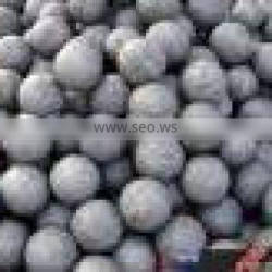 high quality forged steel grinding balls from CTI China