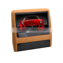 Hot selling Lexus car portable headrest DVD player