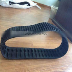 Puyi Rubber Track TH-136 for robot/wheelchairs