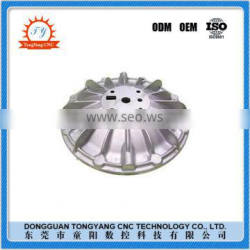 aluminum die casting electrical components with oem service in China
