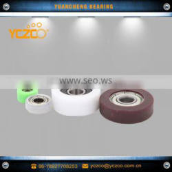High quality small internal flat roller for sports equipment