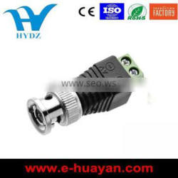 BNC male to Connector Terminal