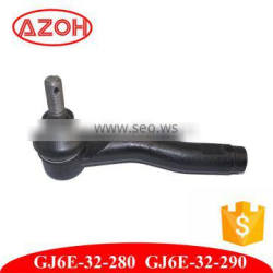 Top Sale Steering Parts Tie rod end Front Left LH GJ6E-32-280, Front Right RH GJ6E-32-290 for mazda 6 GG(2002-2008 )