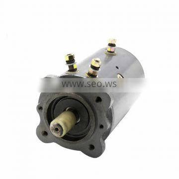 Small Electric Lift Motor 12 Volt Hydraulic Pump Motor DC With Brush