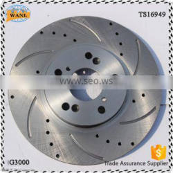 China suppliers wholesale car accessories G3000 brake disc rotor