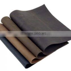Superb Quality 1.2 1.4mm Waterproof Crazy Horse Leather