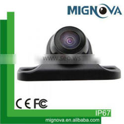 HD CCD water and shock proof car rear view camera with parking lines