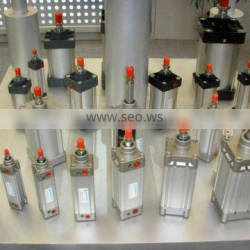 pneumatic cylinder with magnetic and sensor very good quality