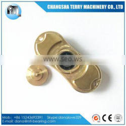 EDC Toys Hand Spinner Torqbar Brass Material fidget spinner with ceramic bearing