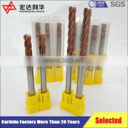 Solid Carbide Endmills/ Carbide End Mill Cutters
