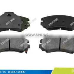 Korean Car brake pad D924 58101-2CA20 WVA 23891