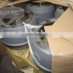 Auto brake drum for VOLVO
