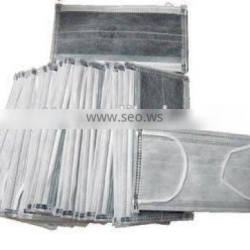 Active Carbon Nonwoven Safety Mask