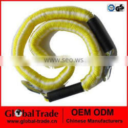 1200 KG Elasticated Car Tow Towing Rope Expanding Recovery Break Down GS Approved A0508